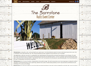 The Barnstone Rustic Event Center